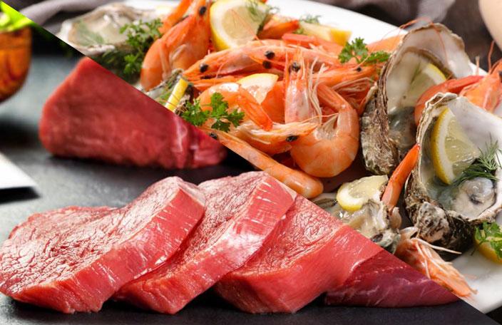 Sustituir La Carne Roja Por Pescado Evita Enfermedades.